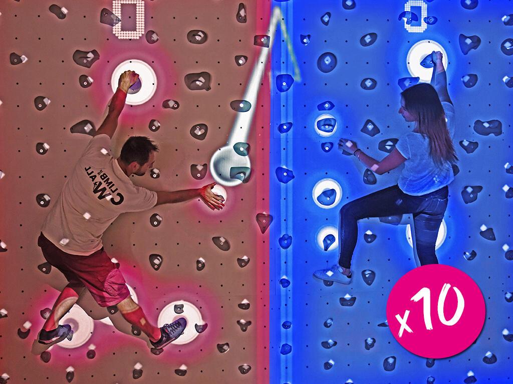 Pass 10 Climb & Play - Kdo