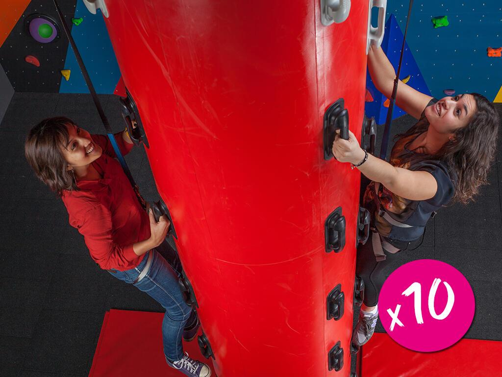Pass 10 Fun Climb - Kdo